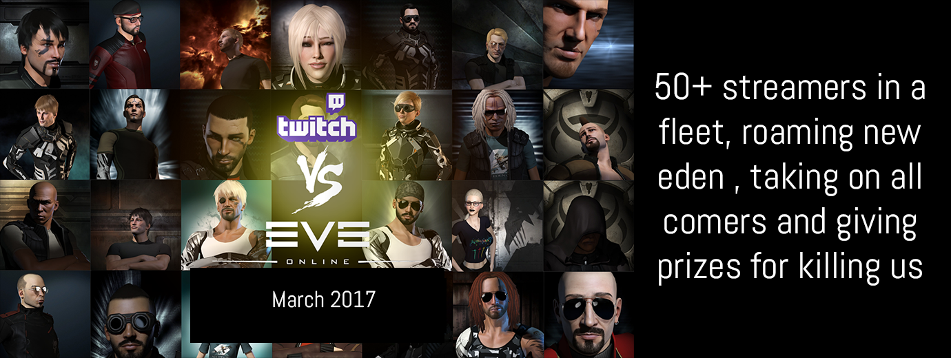 Twitch vs Eve