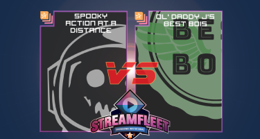 SSI2 Match 2 - Ol'Daddy J's Best Bois vs Spooky Action
