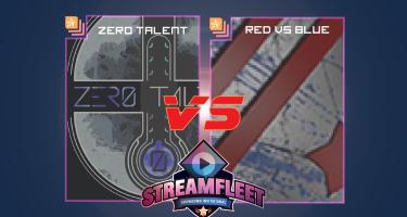 SSI Match 3 - Zero Talent vs Red Vs Blue